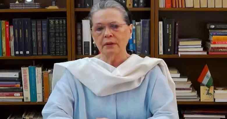 sonia gandhi | India news