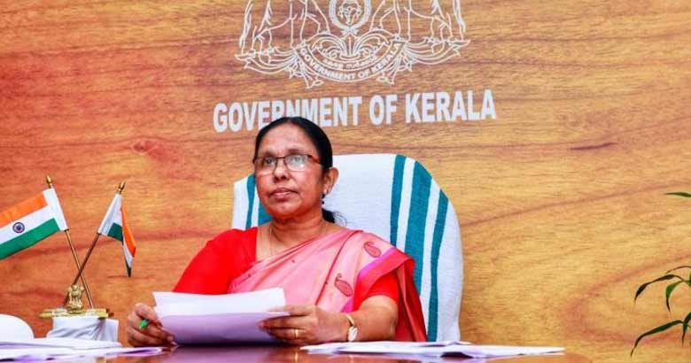 Shailaja | Kerala News