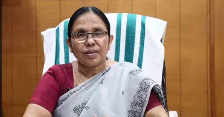 KK Shailaja | Kerala News