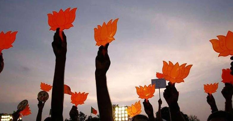 BJP leader   Bignewslive