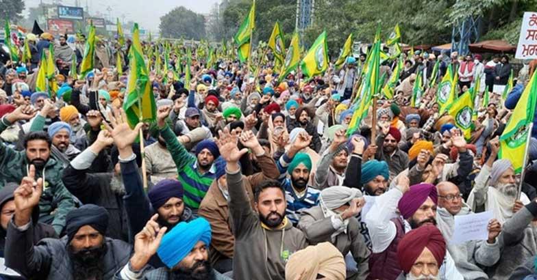 farmers protest | big news live