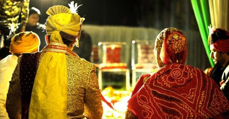 groom to declare religion | Bignewslive