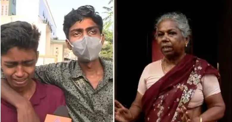 neyyattinkara, fire,rajan , vasantha | bignewslive