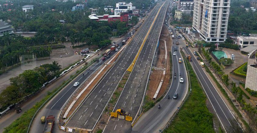 Kundannoor over bridge12 | Kerala News