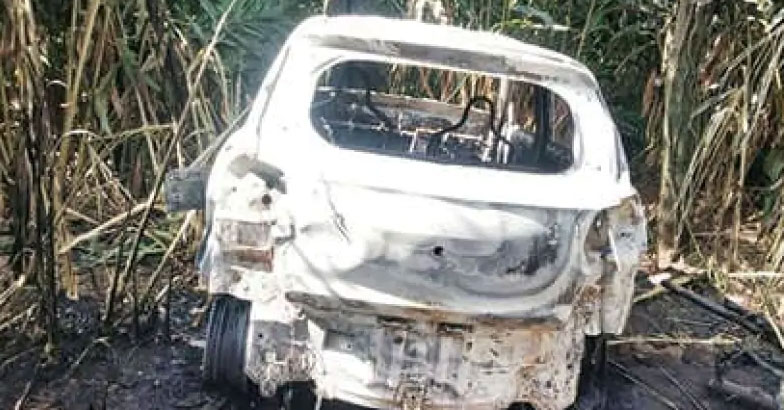 car burn | Bignewslive
