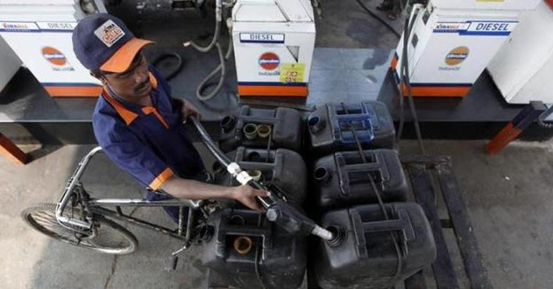 fuel from Nepal   Bignewslive