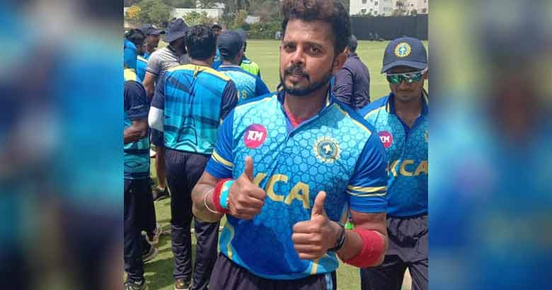 S Sreesanth | sports news