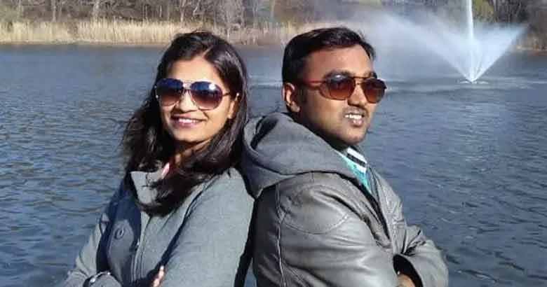 balaji and wife