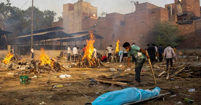 As Covid ravages Delhi | Bignewslive