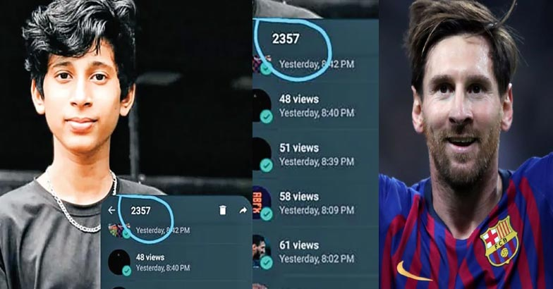 Lionel Messi   Bignewslive