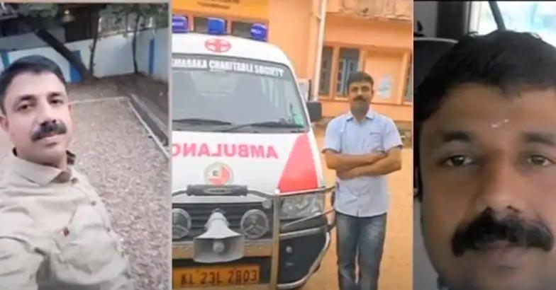 ambulance driver | Bignewslive
